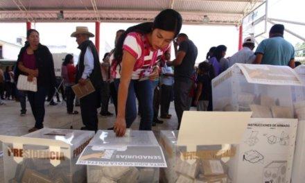 (México) Morena gana mayoría de alcaldías en comicios extraordinarios de Chiapas
