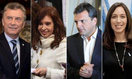 [Argentina] Encuesta exclusiva: cómo está el escenario electoral y las internas de cada espacio