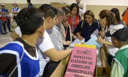 (El Salvador) TSJ tiene un retraso de 20 días en la integración de las Juntas Receptoras