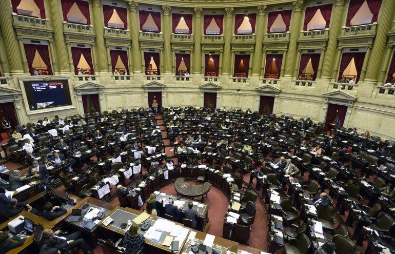 (Argentina) El Gobierno quiere aprobar esta semana la reforma del financiamiento político
