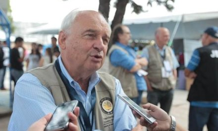 (El Salvador) Jefe de Misión observadora electoral de OEA realiza visita a El Salvador