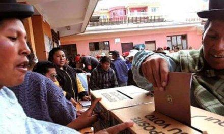 (Bolivia) Órgano Electoral habilita 3.751 recintos electorales para las elecciones primarias
