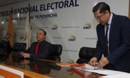 (Ecuador) El CNE ha acompañado 208 elecciones primarias para la conformación de listas