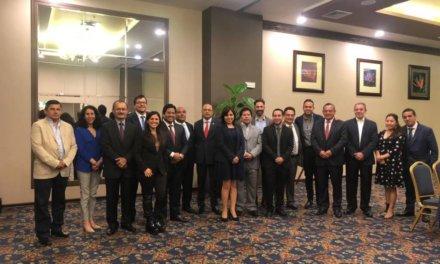 Transparencia Electoral para América latina inauguró su sede en Perú