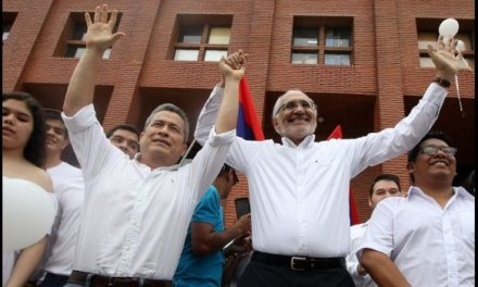 (Bolivia) Carlos Mesa anuncia que no hará campaña para las elecciones primarias