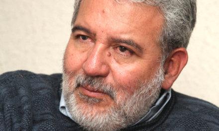(Ecuador) Luis Verdesoto, Consejero del (CNE) «Estamos trabajando en un diseño de papeleta que permita disminuir errores al momento de elegir a CPCCS»