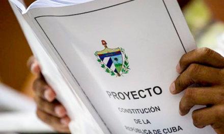 La nueva Constitución de Cuba y su capítulo electoral
