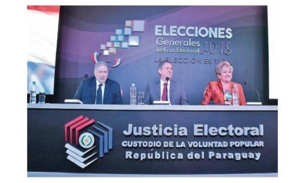 (Paraguay) El TSJE habilita un banco de datos sobre elecciones