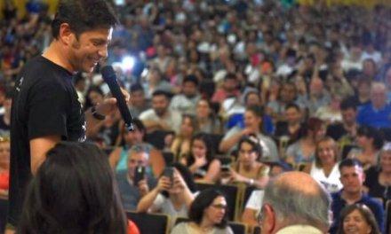 (Argentina) Kicillof admite que podría enfrentar a Vidal en Provincia