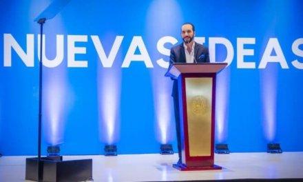 (El Salvador) A un mes de las elecciones Nayib Bukele ganaría en primera vuelta según todas las encuestas