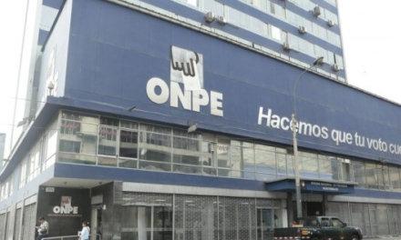 (Perú) ONPE: Solo el 24% de candidatos de últimas elecciones presentó reportes de campaña