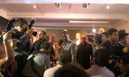(Argentina) Scioli se lanza a presidente y arma un gabinete con Berni y Di Palma
