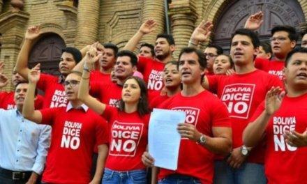 (Bolivia) La oposición pidió a sus militantes que no voten en las elecciones primarias