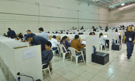 (El Salvador) Tribunal Electoral realiza último simulacro de transmisión de resultados, previo a elecciones de febrero