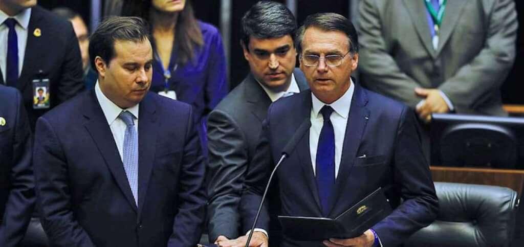 (Brasil) Bolsonaro asume la presidencia con el 65% de aprobación