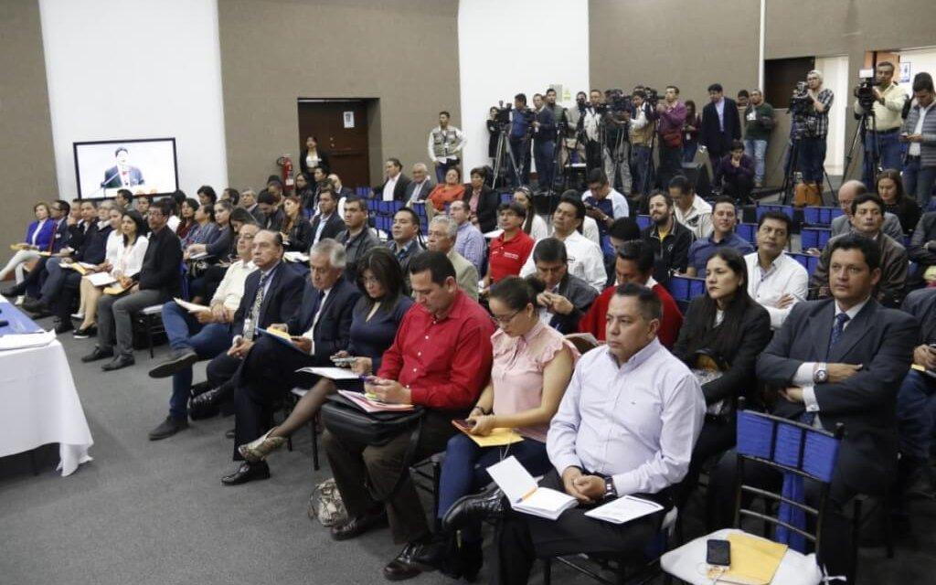 (Ecuador) Candidatos al CPCCS socializarán sus propuestas a través de conversatorios