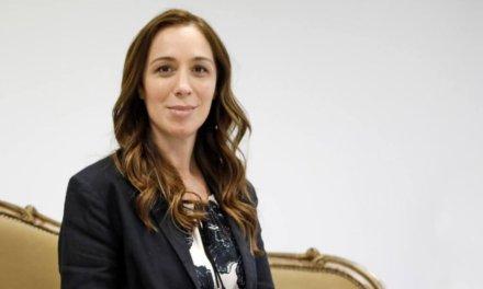 (Argentina) Tras unificar las elecciones, Vidal busca ordenar las internas en los municipios