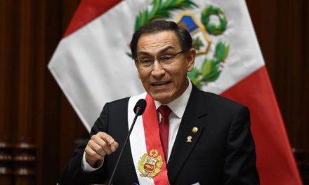 (Perú) Vizcarra exige investigar financiamiento de PPK y de todos los partidos