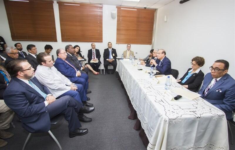 (República Dominicana) JCE discute costo de primarias simultáneas con partidos políticos