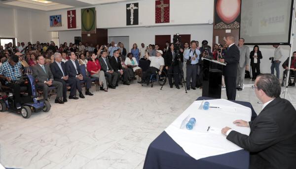 (Panamá) Los candidatos presidenciales suscribieron un pacto de compromiso para favorecer a las personas con discapacidad