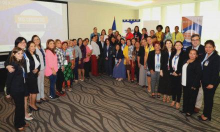 (Panamá) Candidatas panameñas participan de curso de formación de la OEA y el Tribunal Electoral