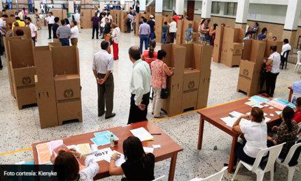 (Colombia) CNE amplió el plazo para que partidos y movimientos políticos formalicen su decisión de participar en consultas populares