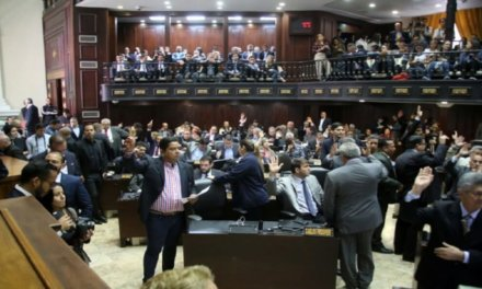 (Venezuela) AN autorizó representantes diplomáticos ante Brasil, Paraguay y Guatemala