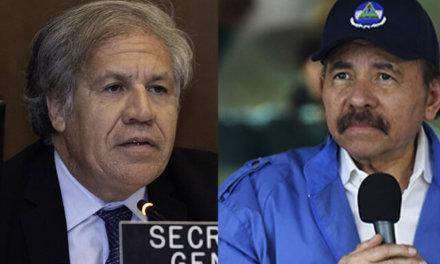 """(Nicaragua) OEA y Ortega acordaron mantener un """"canal de comunicación abierto"""" para darle salida a la crisis"""