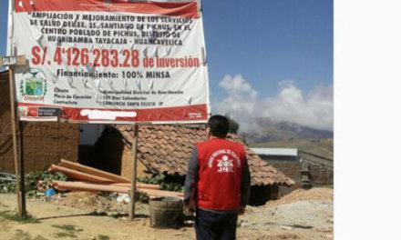 (Perú) JNE recuerda que está prohibida publicidad estatal por elecciones complementarias