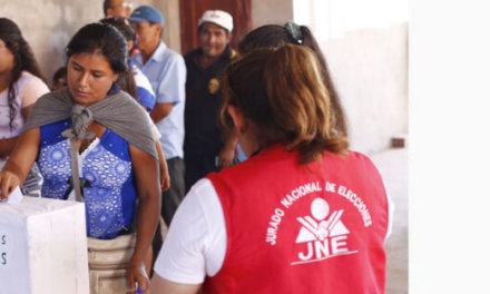(Perú) El viernes 22 vence plazo para elecciones internas en organizaciones políticas