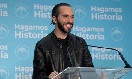 (El Salvador) OEA felicita a Bukele por triunfo en elecciones presidenciales
