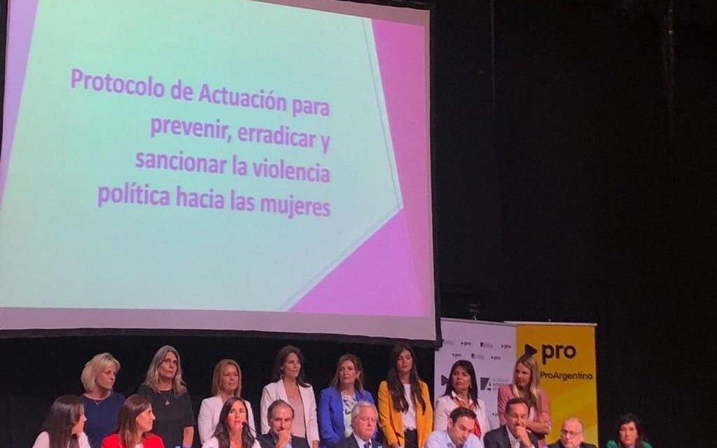 (Argentina) El PRO fijó su protocolo para casos de violencia política contra las mujeres