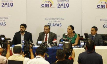 (Ecuador) CNE anuncia que el Primer Simulacro Nacional de proceso electoral 2019 se realizó con éxito