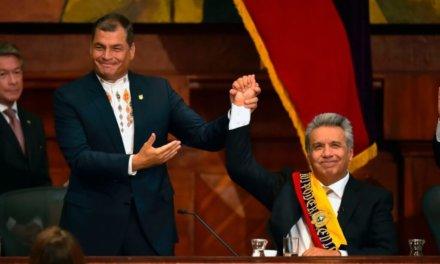 El resurgimiento del Correismo en el Ecuador