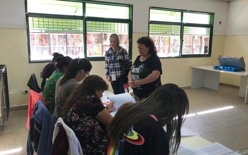 (Argentina) Transparencia Electoral observó las elecciones de Neuquén del pasado domingo