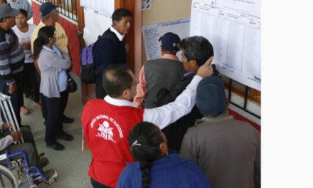 (Perú) Según estudio del JNE, las candidatas mujeres cuentan con menores recursos económicos para la campaña en comparación con sus pares hombres