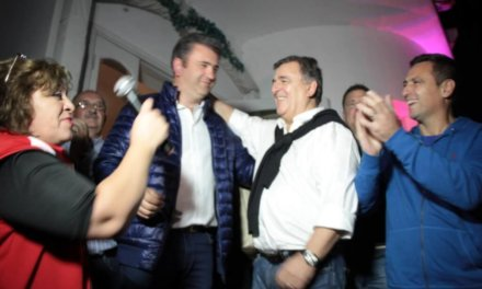 (Argentina) «Juntos por La Falda» (UCR, PRO, Frente Cívico y la CC-ARI) ganó este domingo las elecciones en La Falda, Córdoba, con casi el 50% de los votos