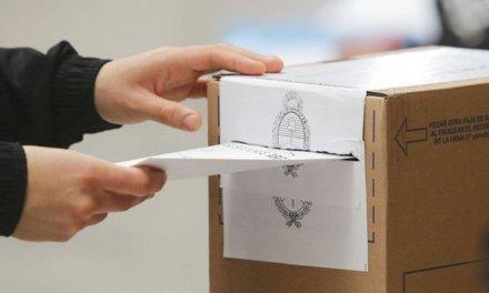 (Argentina) El Gobierno oficializó la prohibición de listas colectoras y candidaturas múltiples