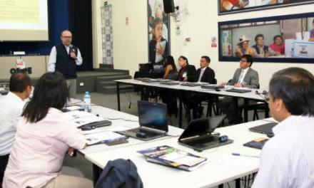 (Perú) ONPE capacita al personal que organizará elecciones municipales complementarias