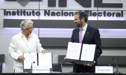 (México) INE y las Secretarías de la Función Pública y del Bienestar firman convenio para evitar el uso de programas sociales con fines político-electorales