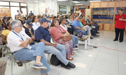 (Panamá) Tribunal Electoral instruyó a delegados sobre faltas electorales, delitos y prohibiciones el día de las elecciones generales.