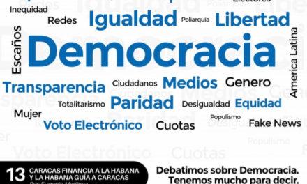 Transparencia Electoral presenta la primera edición de su revista #DDA, Desafíos de la Democracia en América latina
