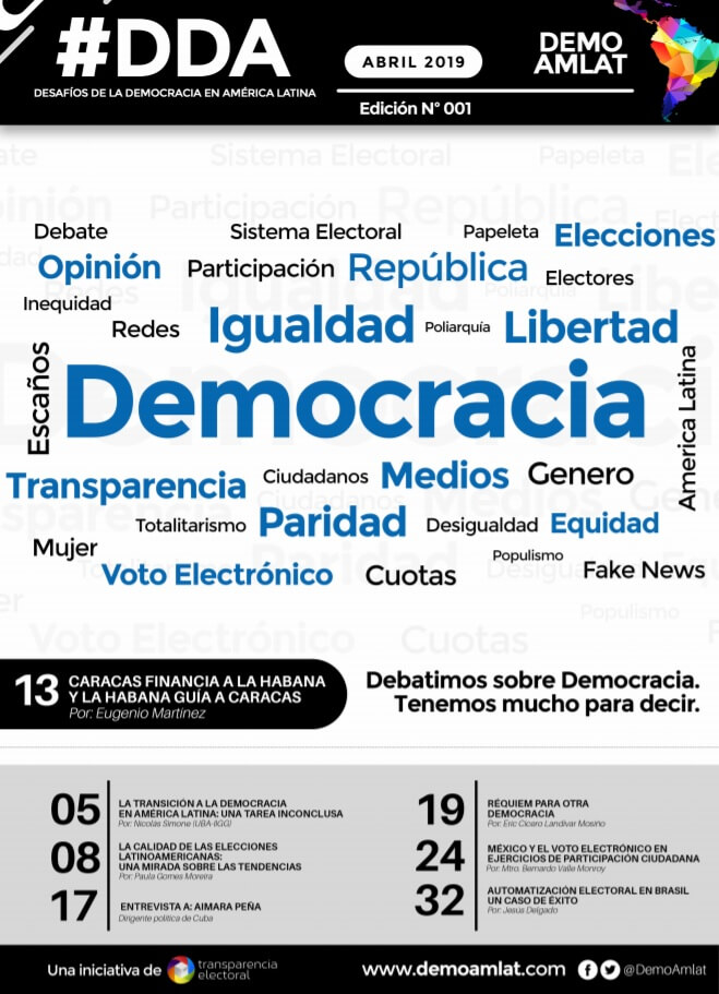 Desafíos de la democracia