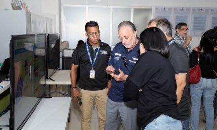 (Panamá) El Tribunal Electoral realizó el simulacro de la puesta en cero de  la base de datos del Sistema de Transmisión Extraoficial de Resultados (TER)