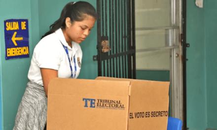 (Panamá) El 50% de los electores habilitados emitieron su voto adelantado hasta el pasado 4 de abril
