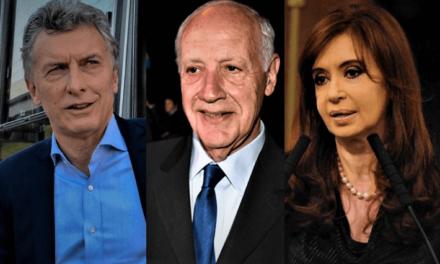 (Argentina) Macri convocó por carta a Cristina y los otros presidenciales para debatir un acuerdo