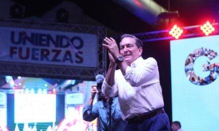 (Panamá) Presidente electo Laurentino Cortizo: «Estamos preparados para gobernar, y darle paz y prosperidad a Panamá»