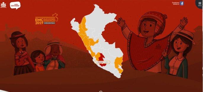 (Perú) PORTAL DEL JNE PERMITE CONOCER A CANDIDATOS DE ELECCIONES MUNICIPALES COMPLEMENTARIAS
