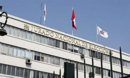 (Perú) JNE ACTUALIZA CANTIDAD DE FIRMAS PARA INSCRIBIR ORGANIZACIONES POLÍTICAS