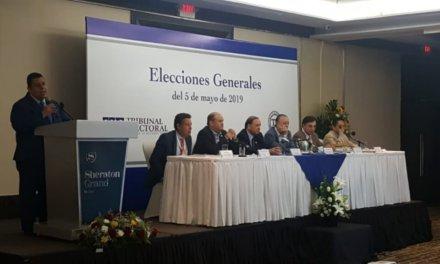 (Panamá) La misión de observadores internacionales de la Unión Interamericana de Organismos Electorales (UNIORE) rindió un informe al Tribunal Electoral